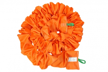 XXL Elastic Seil für Bungee-Run 8m orange (bis ca. 200 kg)