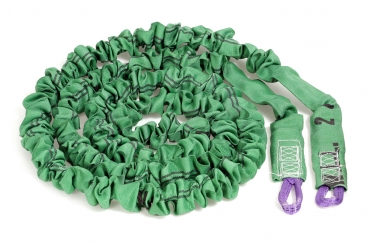 Elastic rope for Bungee-Run, green (up to 30kg)