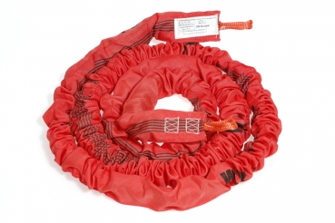 Elastic rope for Bungee-Run, red (up to 70kg)