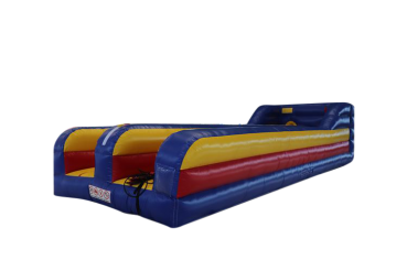 Two way Bungee Run, Size: 3,3m x 10m x 2,4m