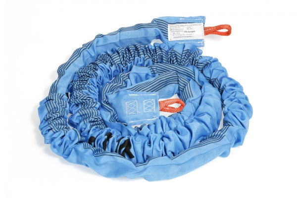 Elastic rope for Bungee-Run, blue (up to 100kg)